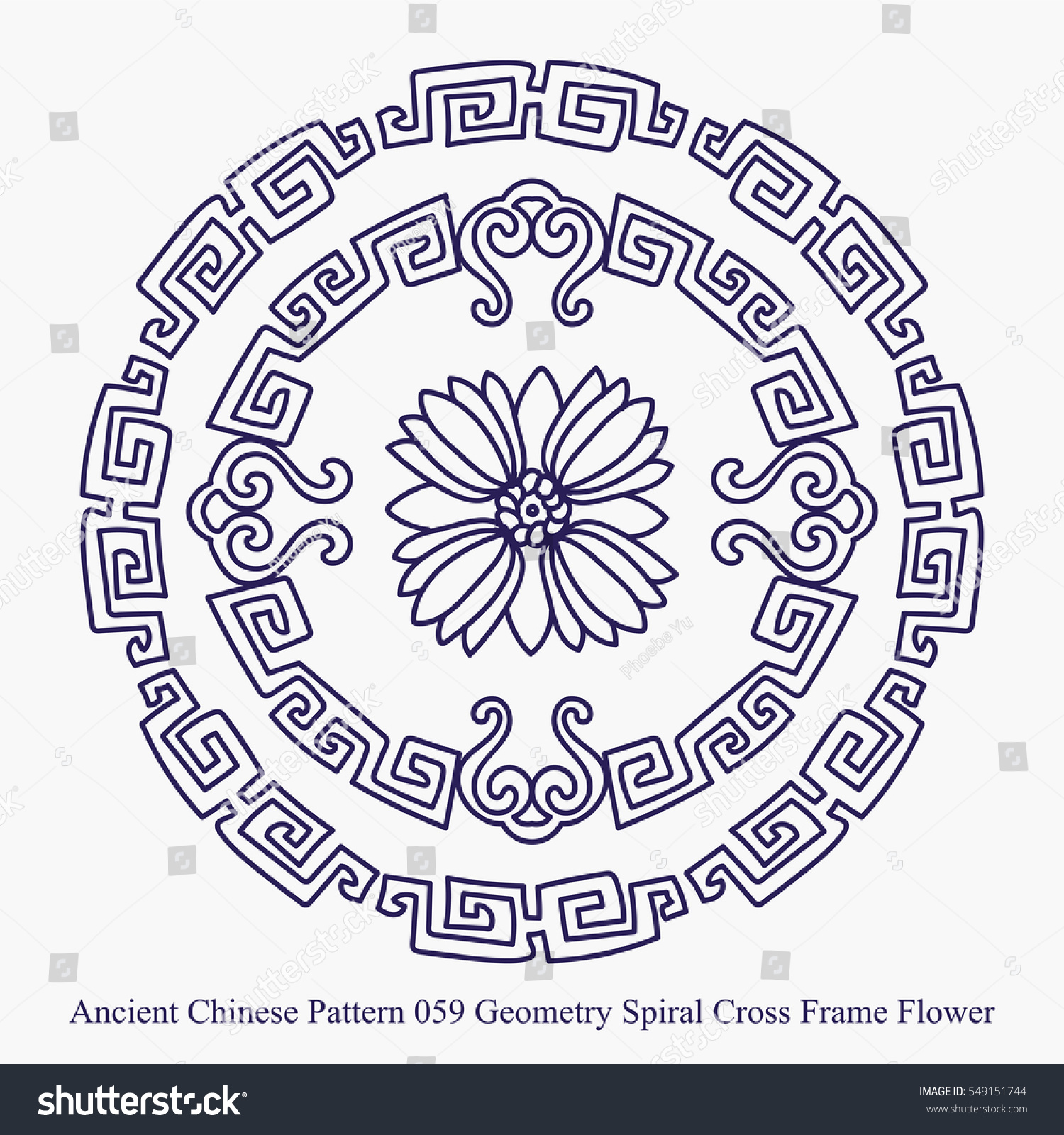 Ancient chinese designs and patterns