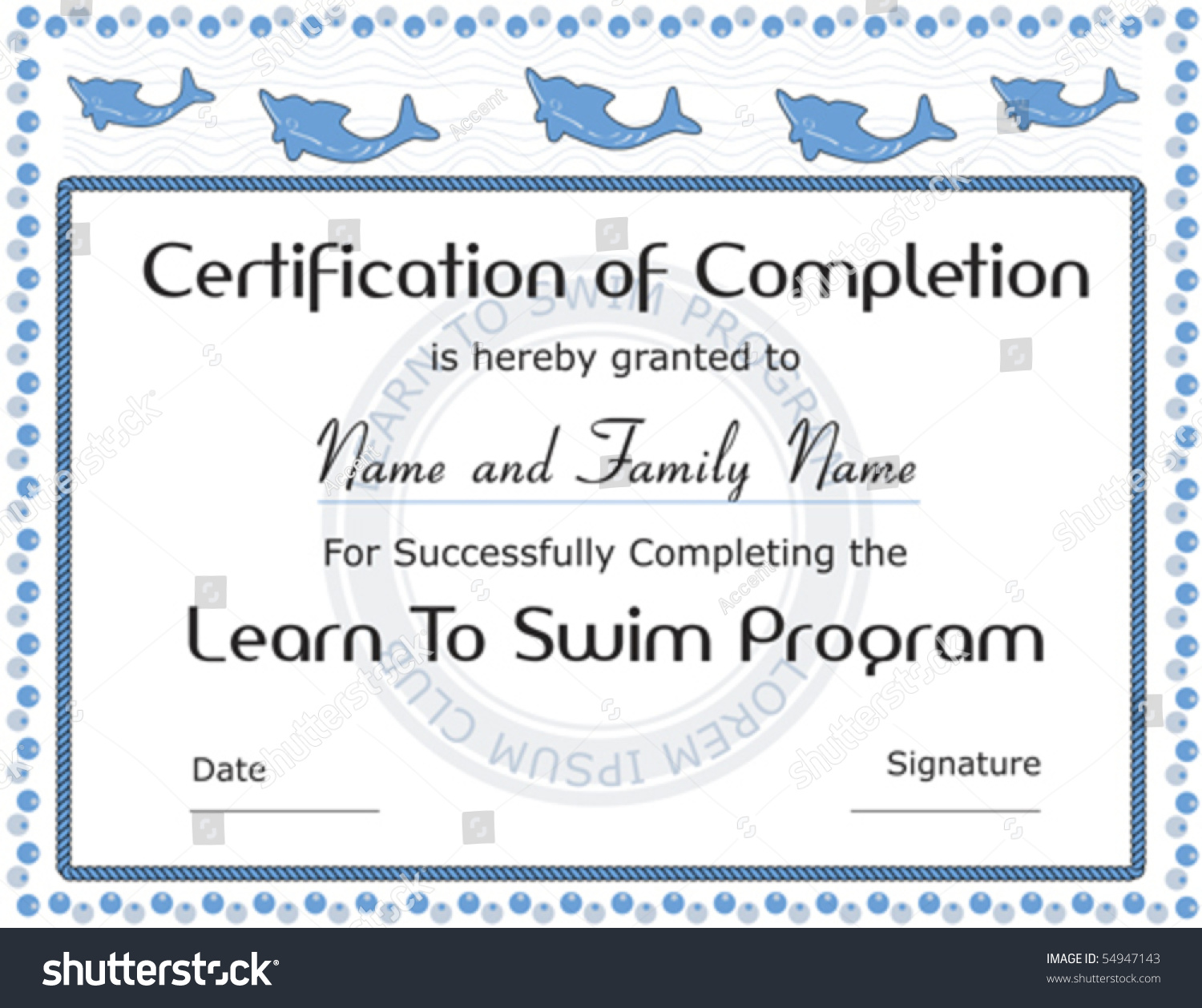Certificate Of Completion Sample Certificate Of Completion – Certificate of Completion Sample
