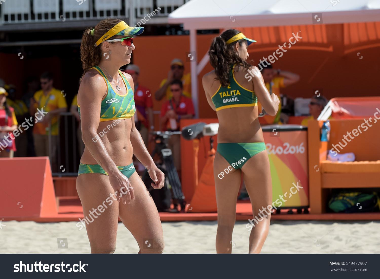 Bikini brazil contest de janeiro rio something