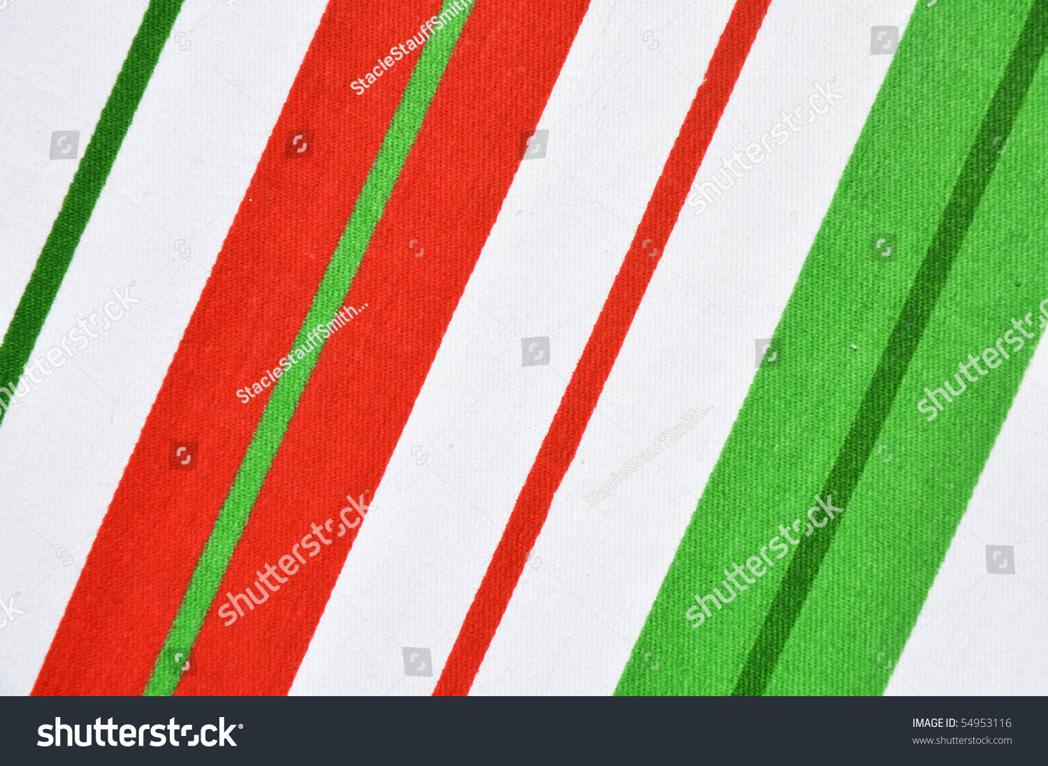 red green white striped background pattern stock photo
