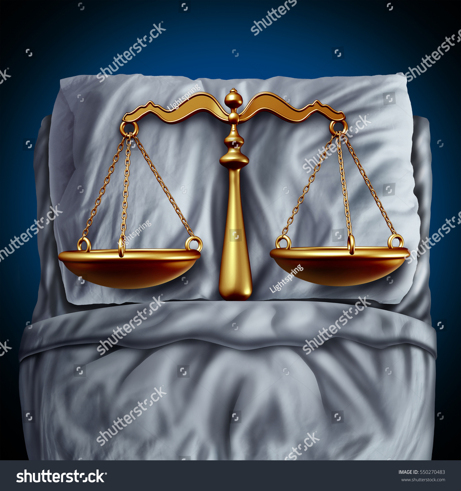 Legal rest peace mind due confidence stock illustration 550270483 legal rest and peace of mind due to confidence in the law as a justice scale biocorpaavc