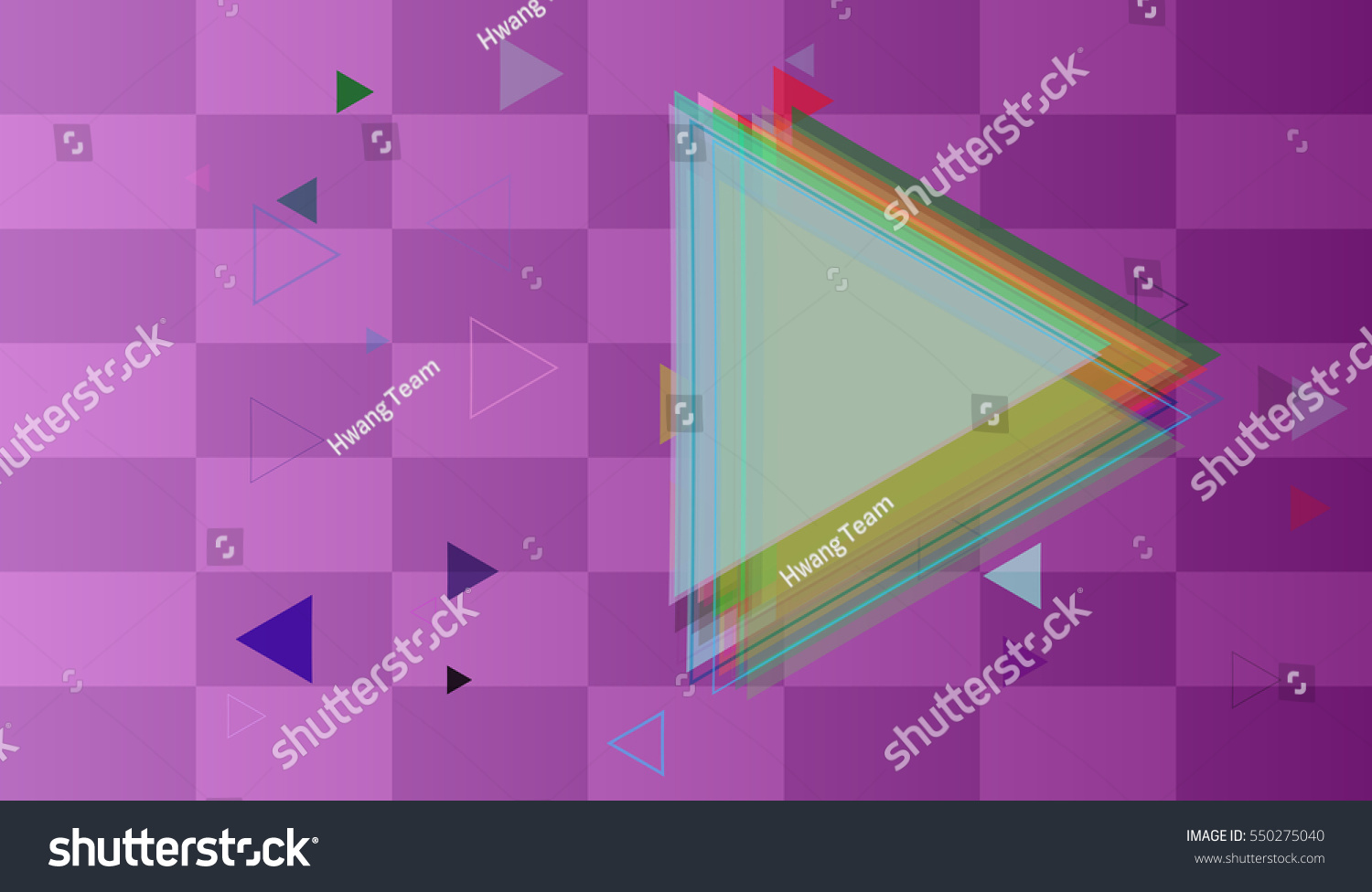 Triangles Vector Background Among Dynamic Diagram Class Gradation Basic Schematic Of A Classh Configuration Id 550275040