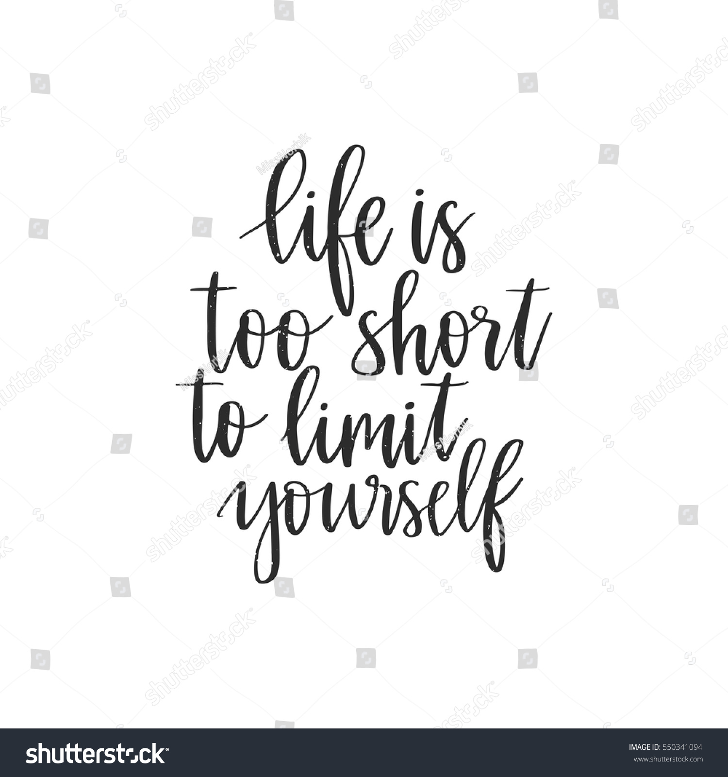 Motivational inspirational quote positive life poster picture print BE YOURSELF