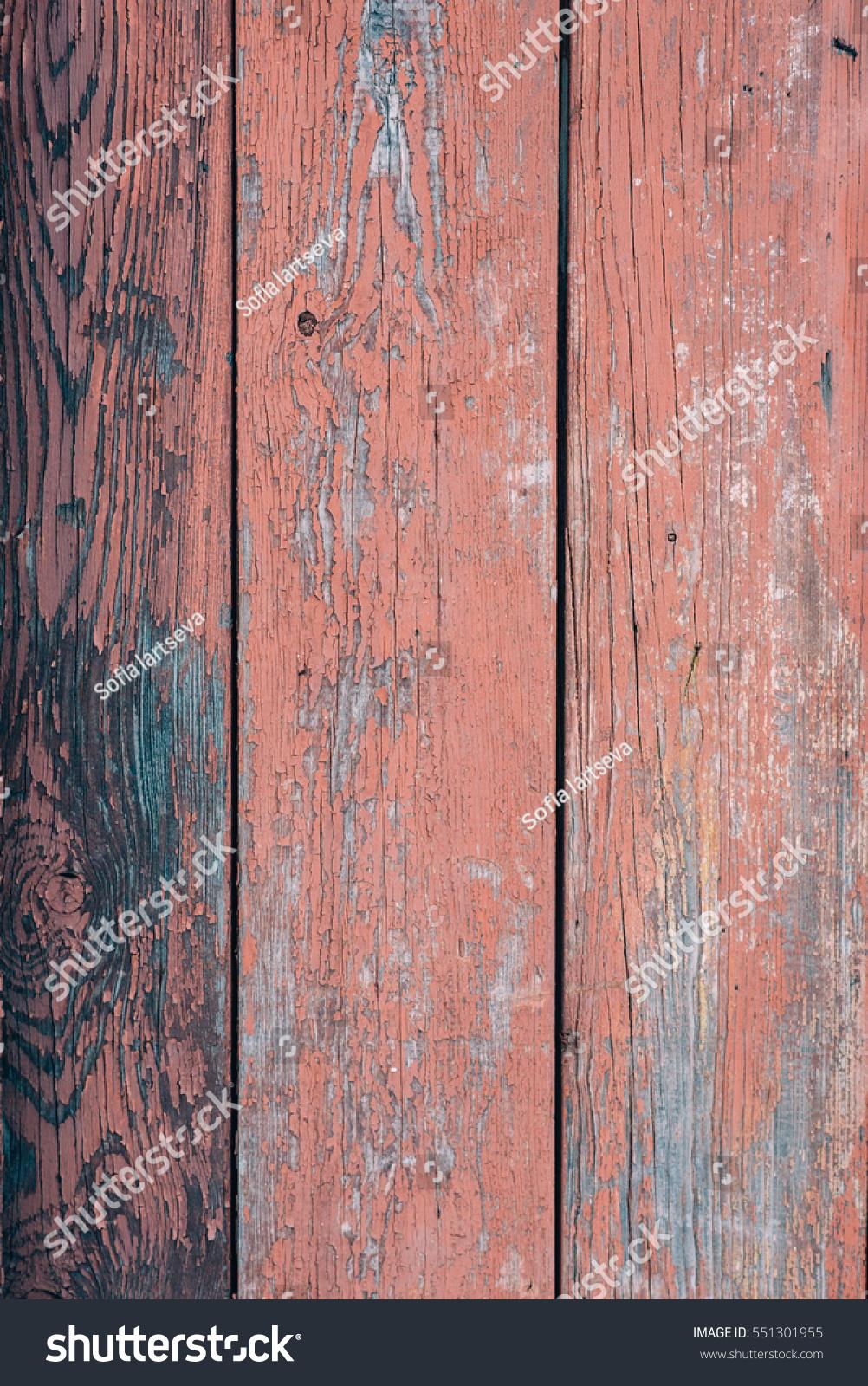Texture Old Shabby Wooden Planks Peeling Stock Photo 551301955 Shutterstock