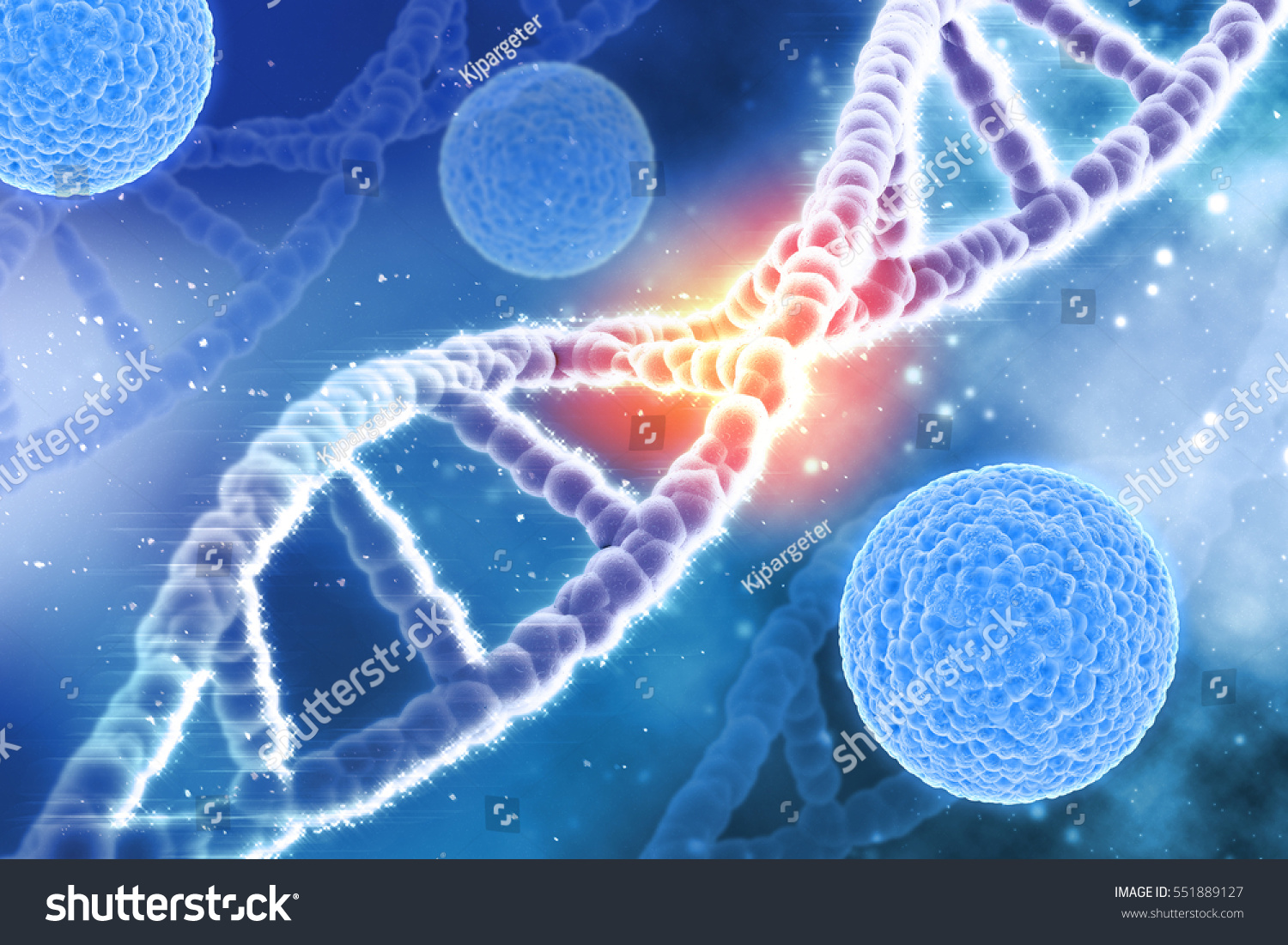 Home 3d 3d dna virus hd wallpaper - 3d Medical Background With Virus Cells And Dna Strands