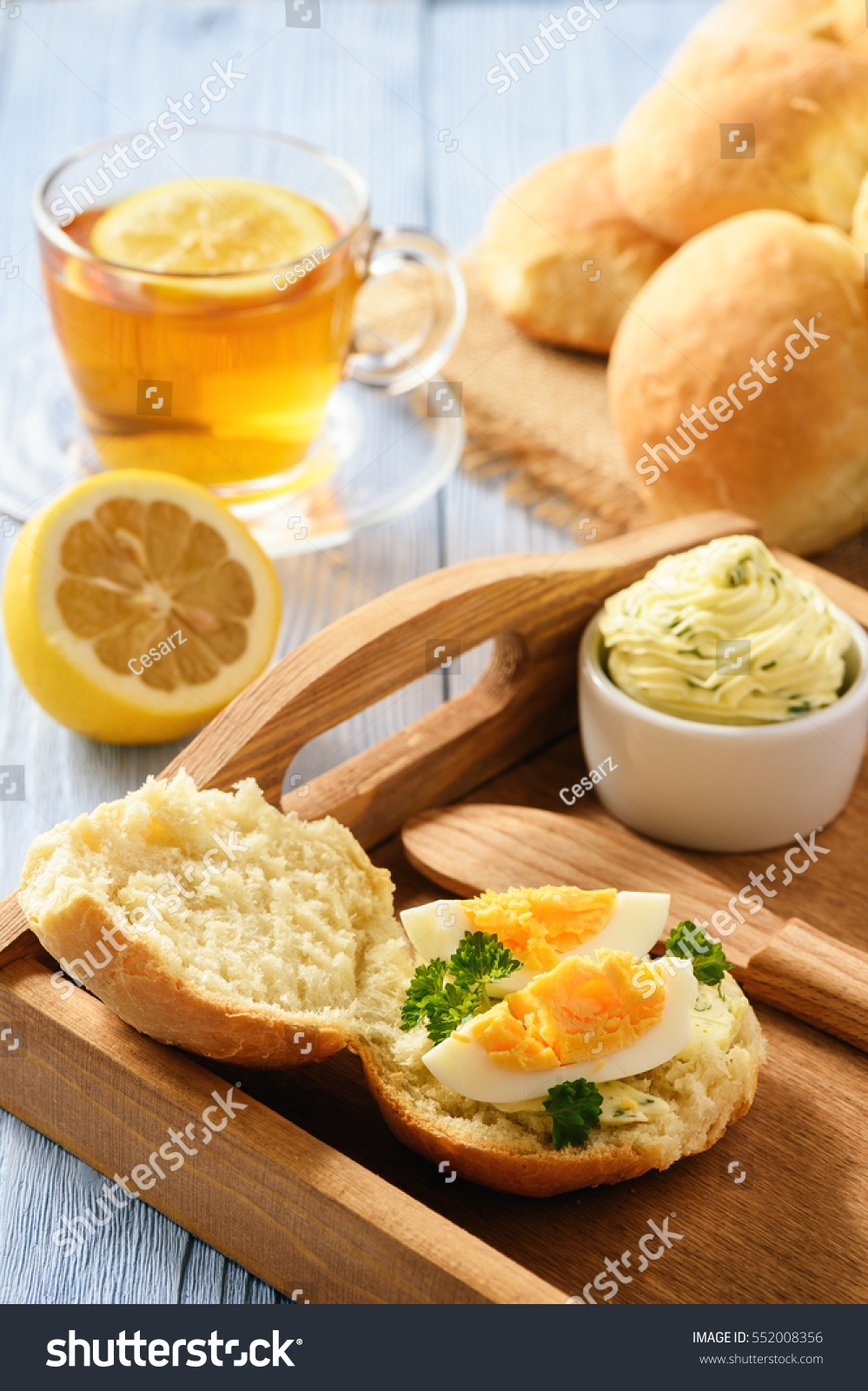 how to make homemade bread rolls
