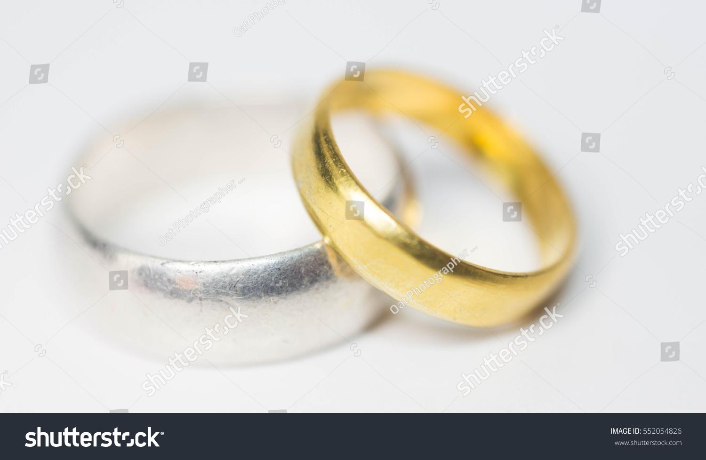 wearing wedding ring stock photo 552054826