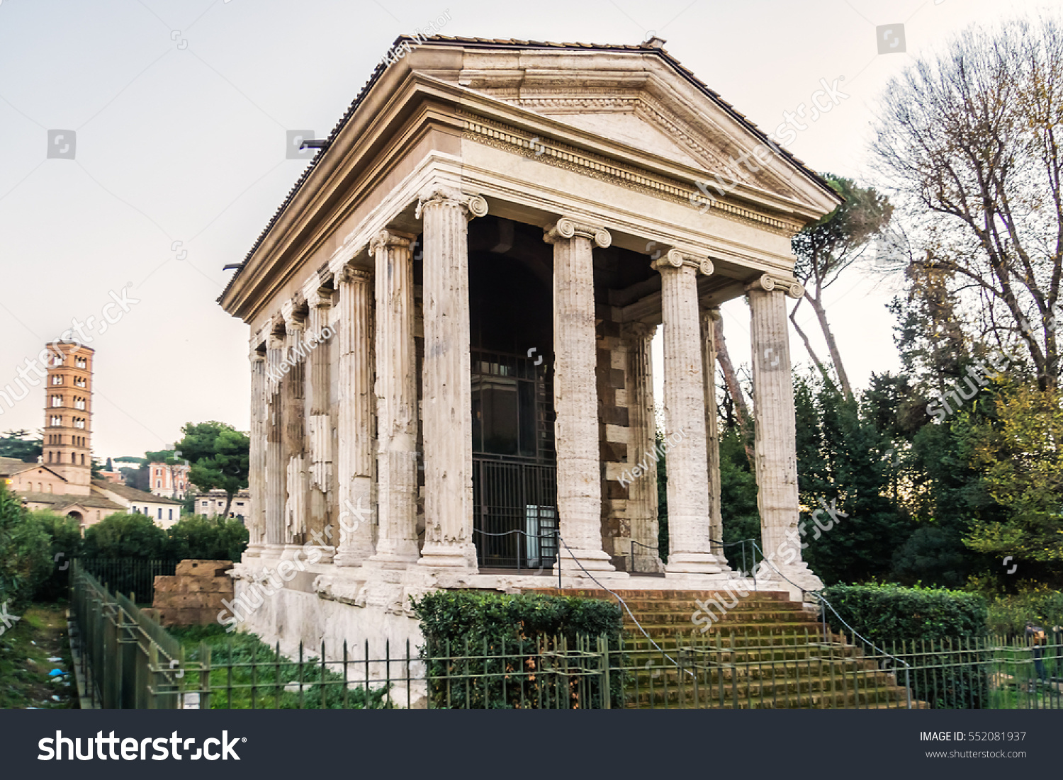 temple of fortuna virilis essay The temple of portunus (italian: tempio di portuno) is an ancient building in rome, italy, the main temple dedicated to the god portunus in the city it is in the ionic order and is still more familiar by its erroneous designation, the temple of fortuna virilis (manly fortune) given it by.