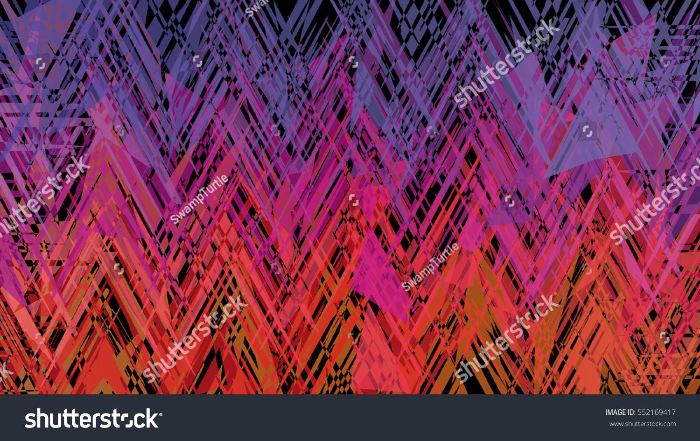 Ilustración De Stock Sobre Abstract Wallpaper Background