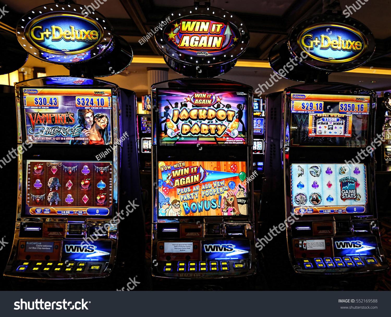 tulalip casino slots list
