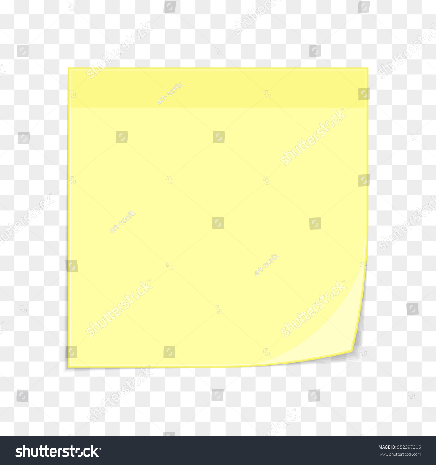 Notebook Paper Background For Word Word Payslip Template Stock Vector  Yellow Sticky Note Isolated On Transparent