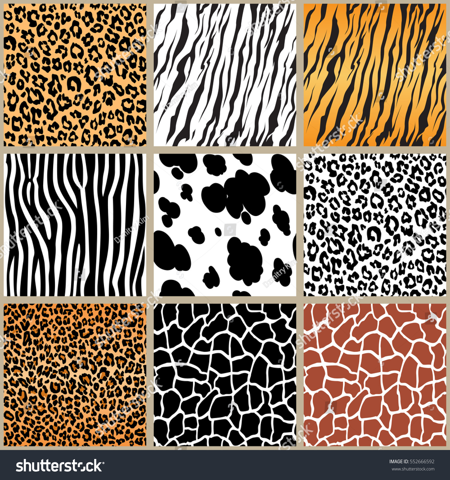 animal skin patterns seamless - photo #14