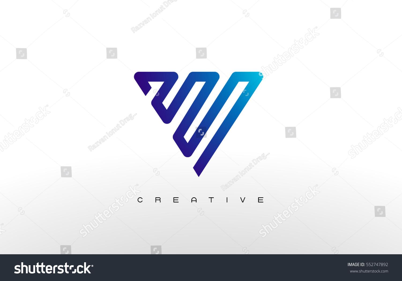 v logo monogram letter v simple stock vector shutterstock letter v simple clean line monogram design