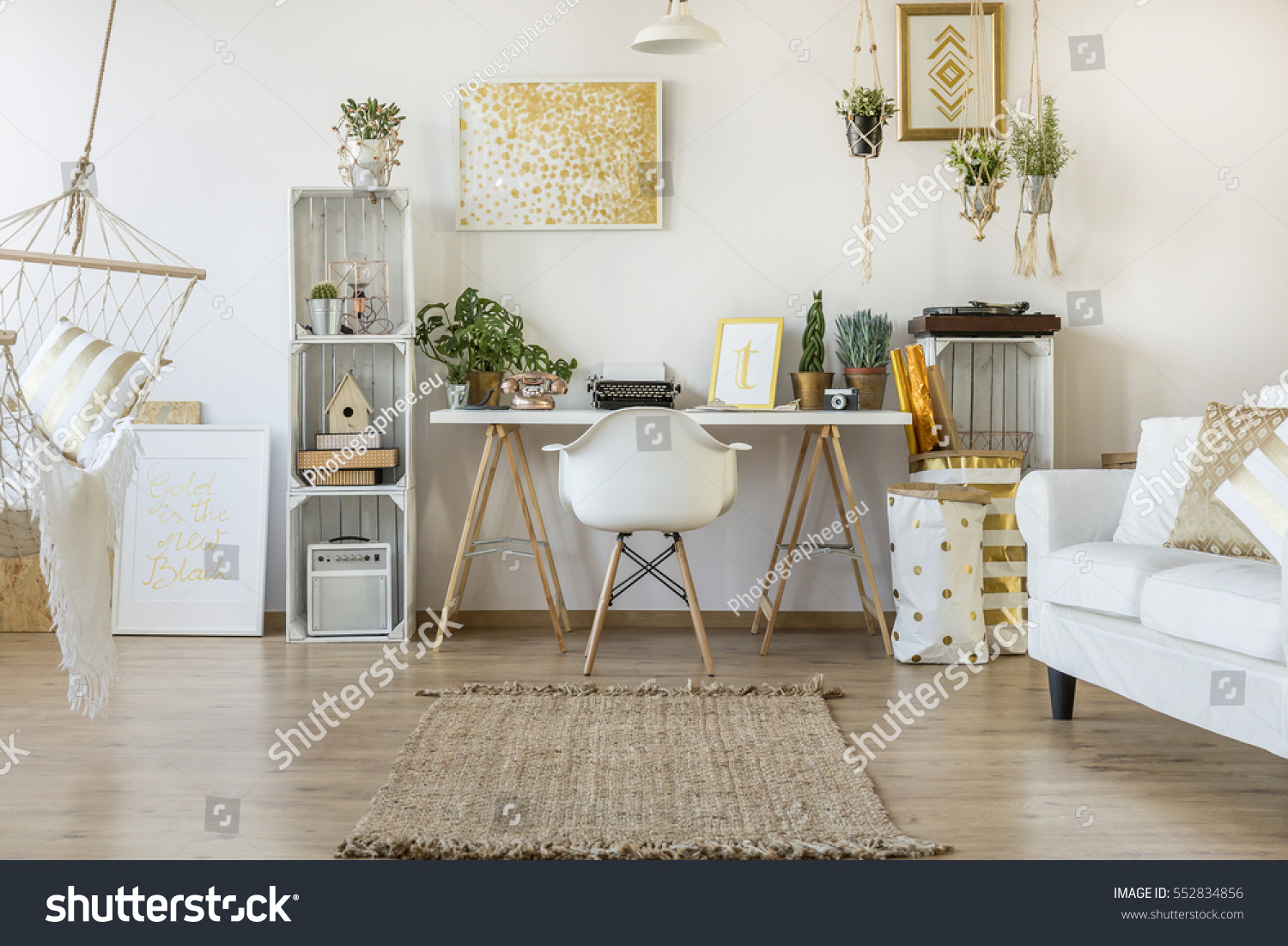 Multifunctional Loft Apartment With Home Office Area Part 79