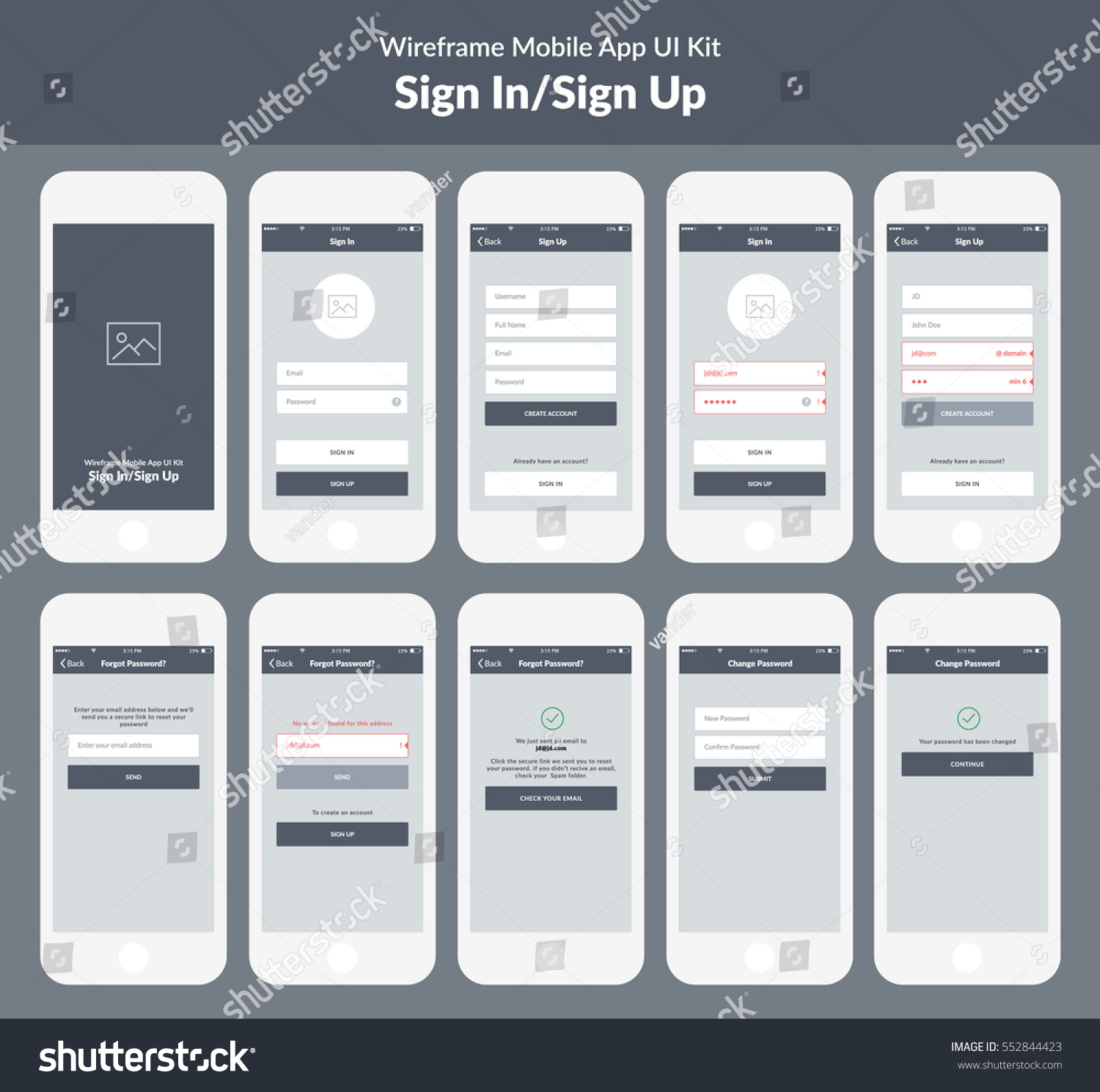 Shutterstock login and password / T mobile phone top up
