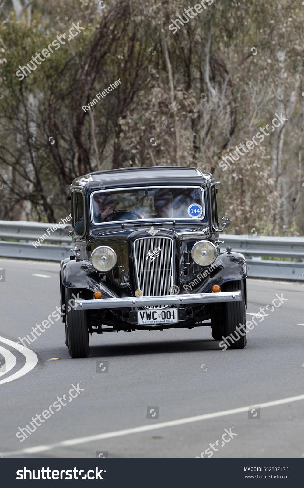 Adelaide Australia September 25 2016 Vintage Stock Photo 552887176 ...