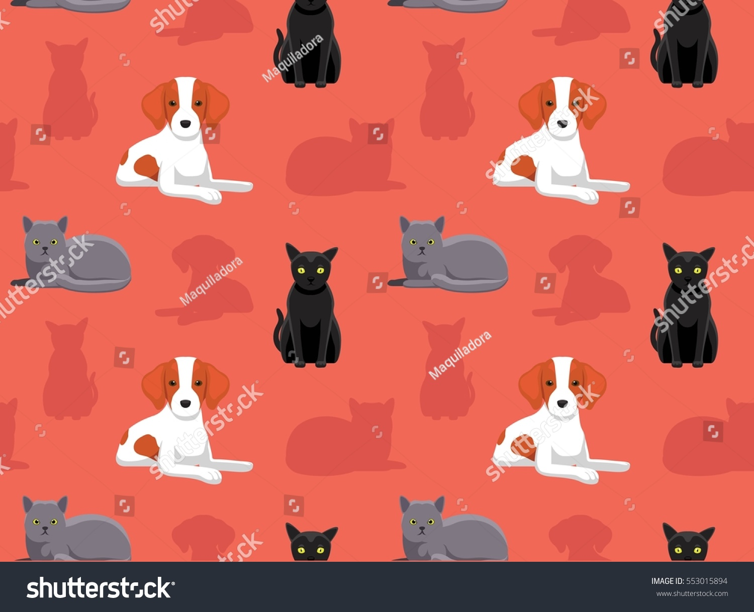 Dog Cat Wallpaper 6 553015894