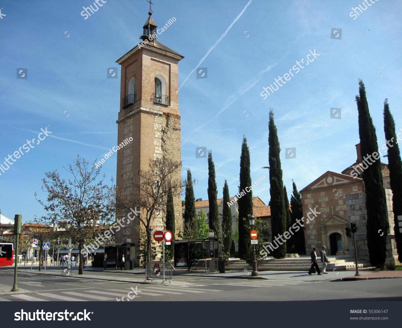 St mary tower torre de santa maria alcala de henares for Muebles ana mari alcala de henares