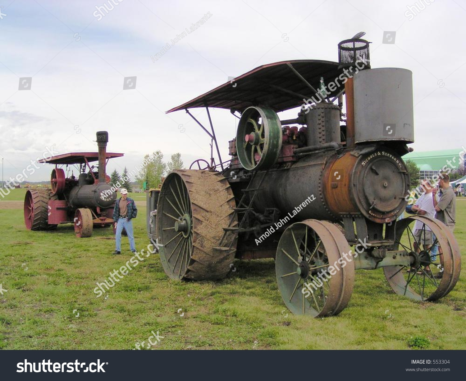 Vintage Steam Engines 51