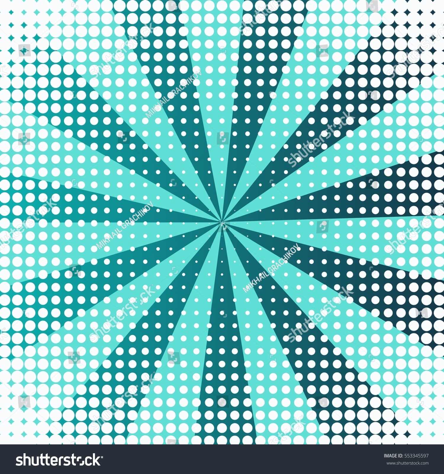 Abstract Creative Concept Vector ic Pop Stock Vector Royalty