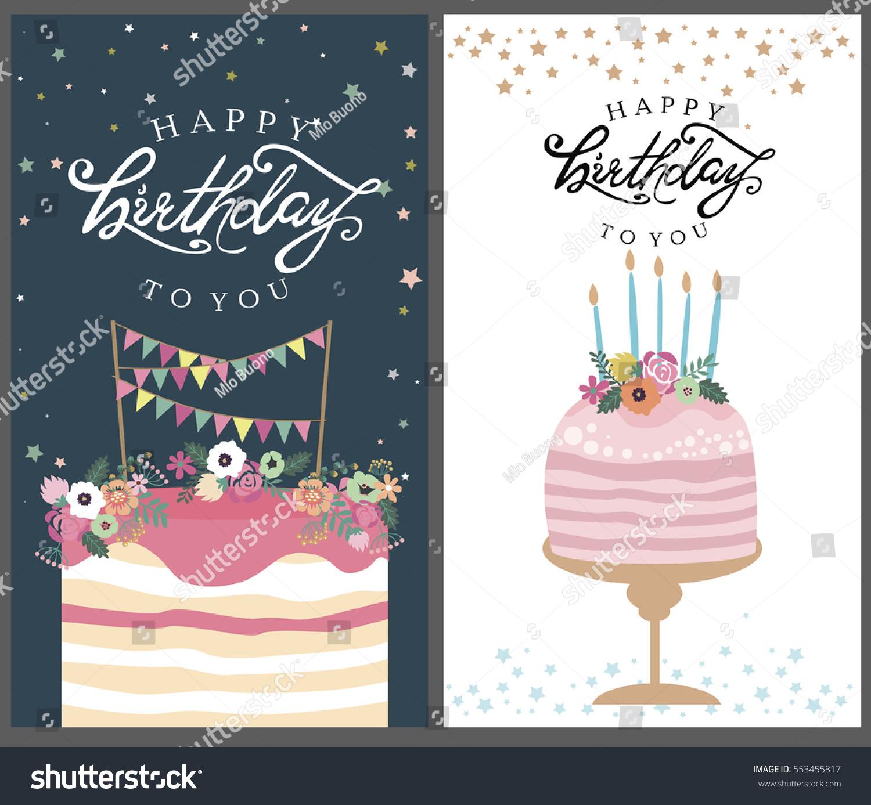 Birthday Card Set Free Birthday Cards