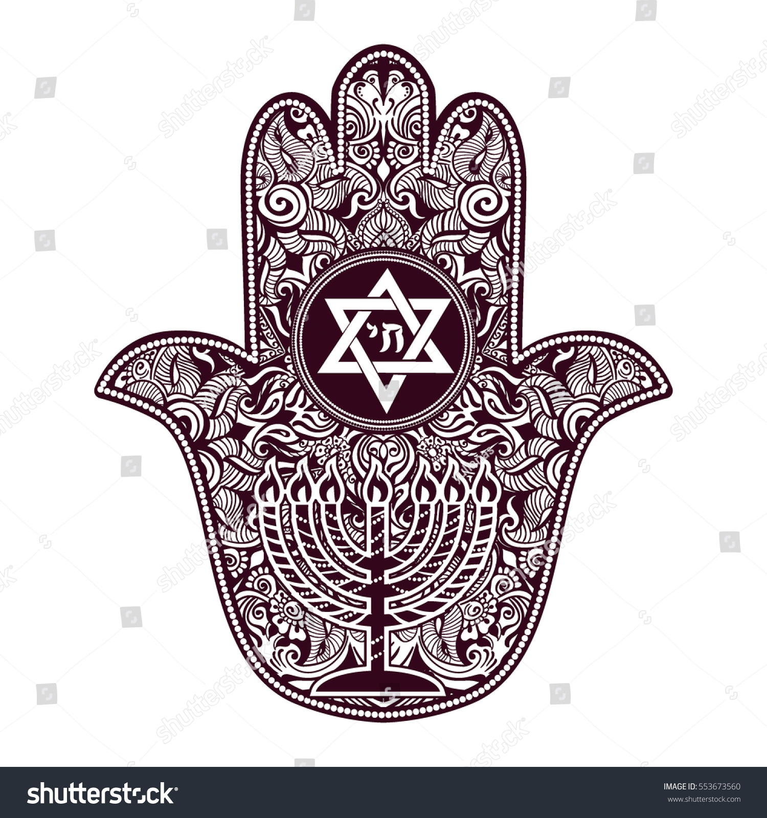Jewish sacred symbols gallery symbol and sign ideas jewish sacred symbols gallery symbol and sign ideas jewish sacred amulet religious symbols menorah stock vector biocorpaavc