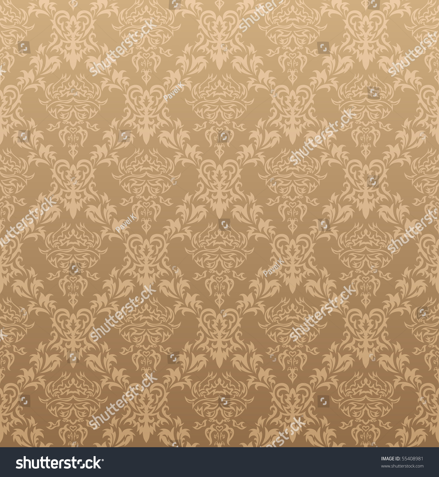 swirling royal pattern wallpaper - photo #14
