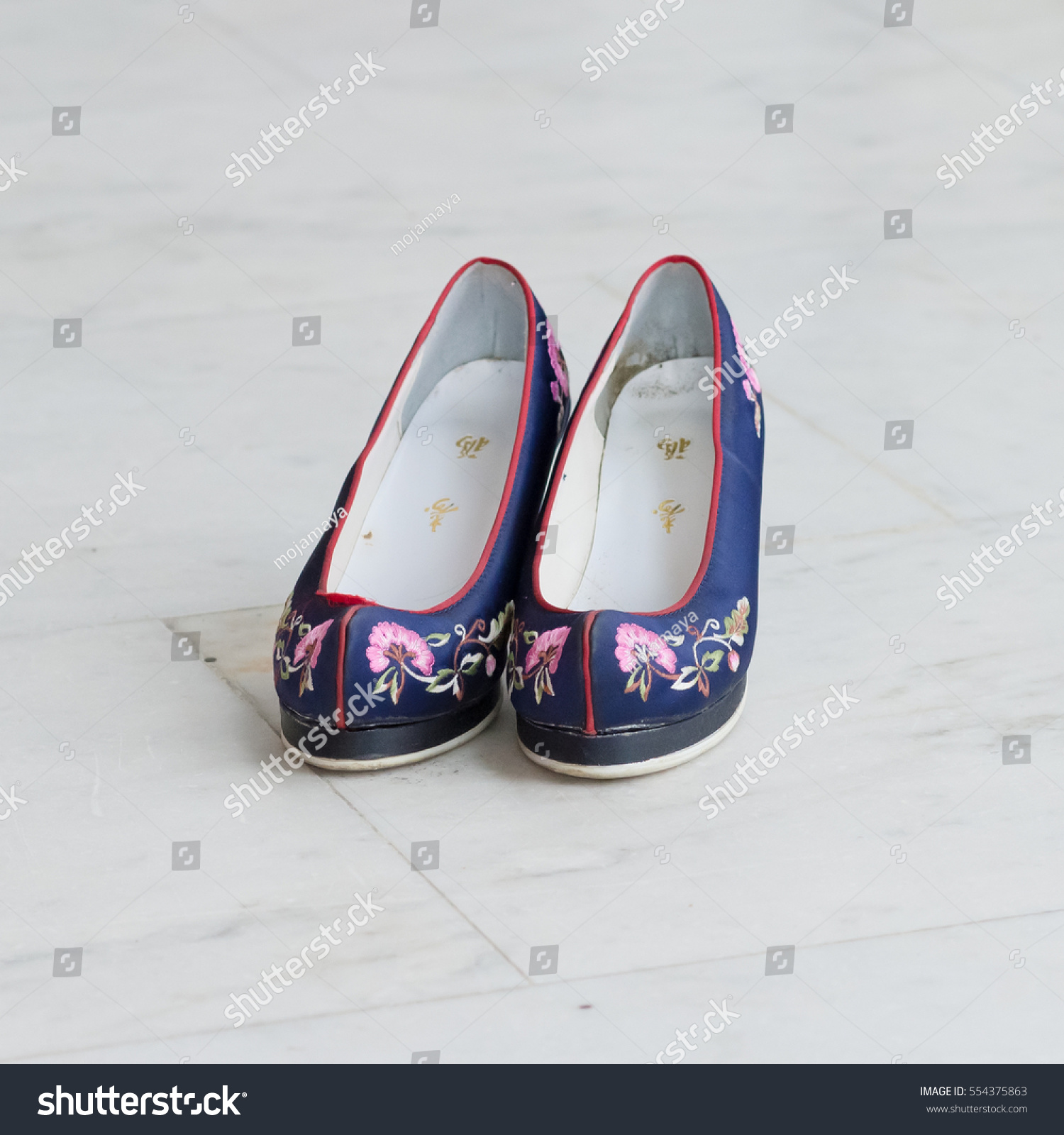 Hanbok Shoes Heels