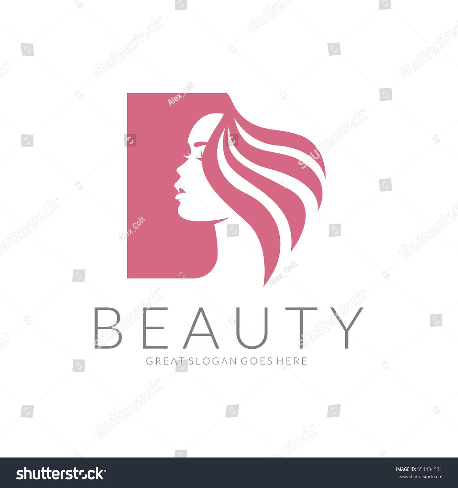 beauty logo stock vector 554434531 shutterstock