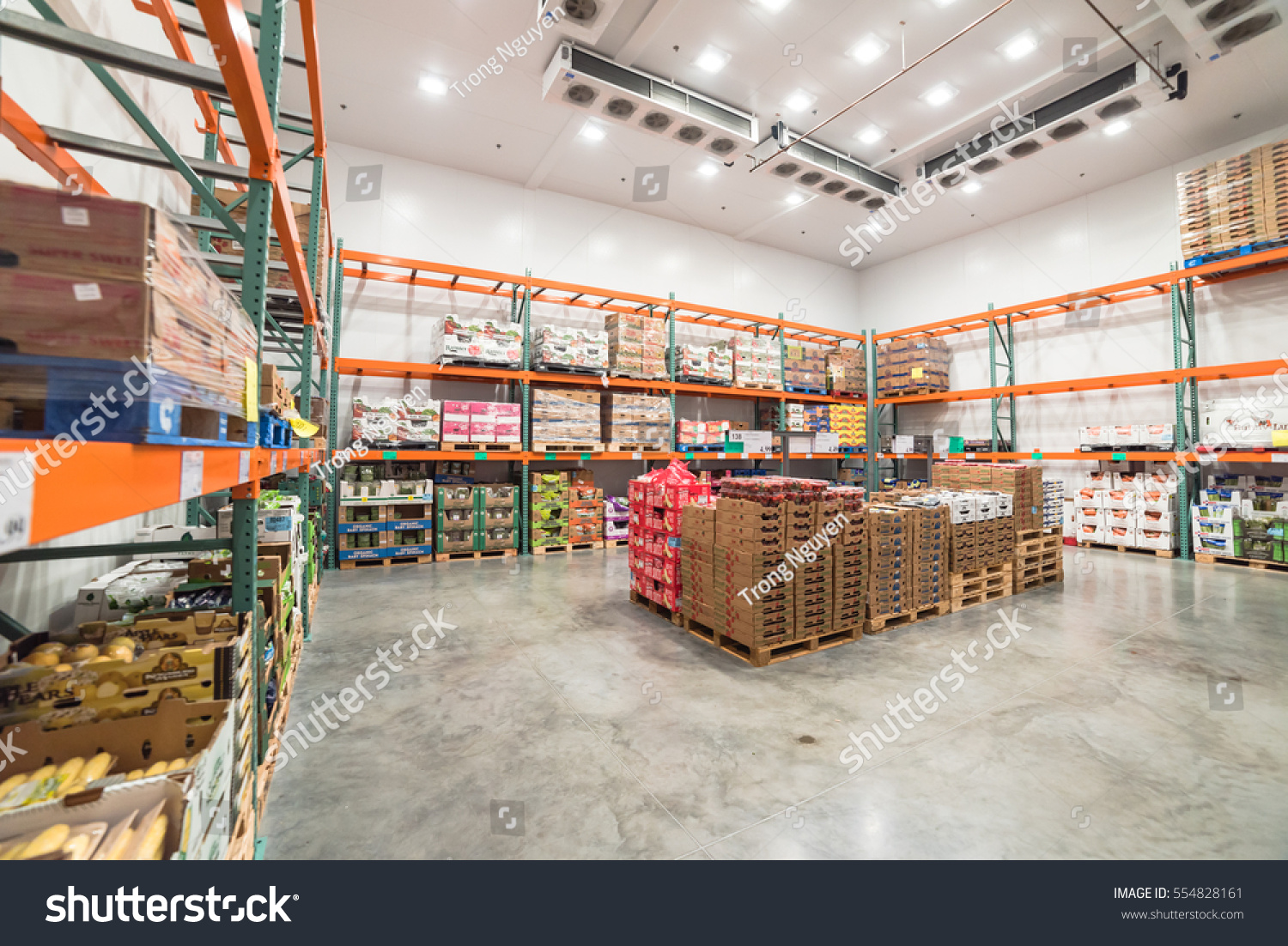 costco search photostok stock image images photos humble tx us jan 12 2017 fresh produce refrigerated room in