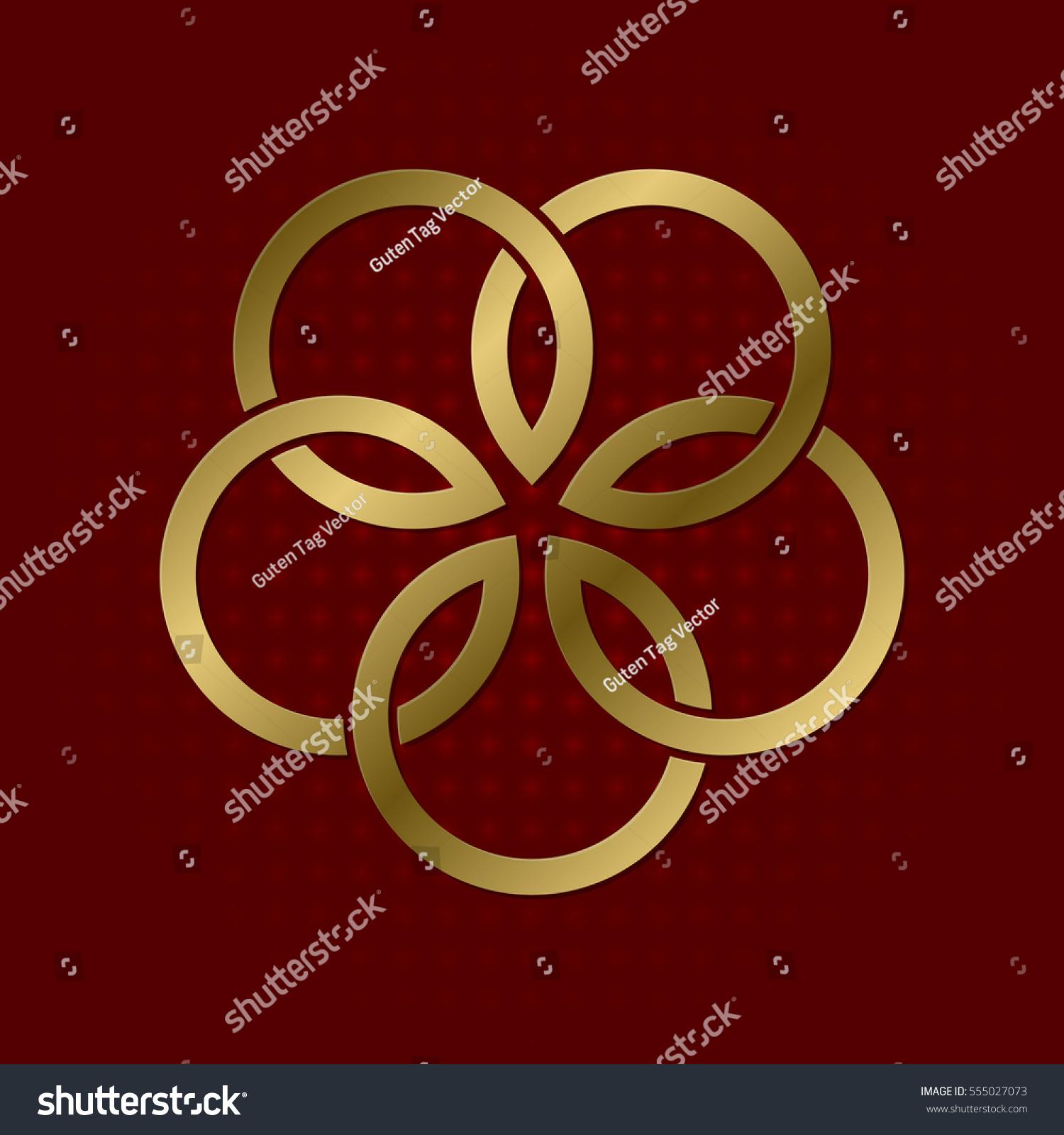 Symbol for five choice image symbol and sign ideas sacred geometric symbol five flower petals stock vector 555027073 sacred geometric symbol of five flower petals biocorpaavc