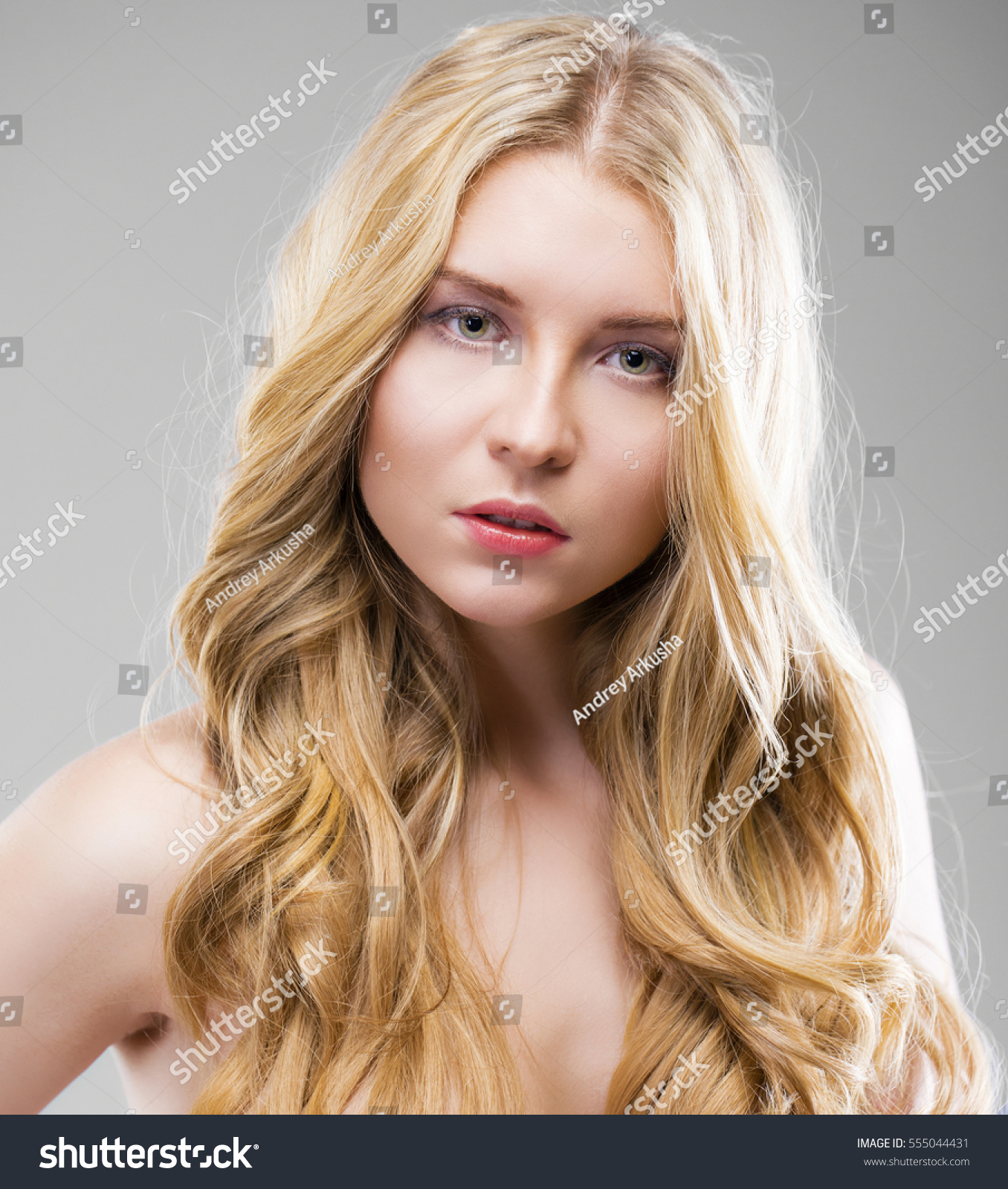 Nude blonde girl Teen Girls