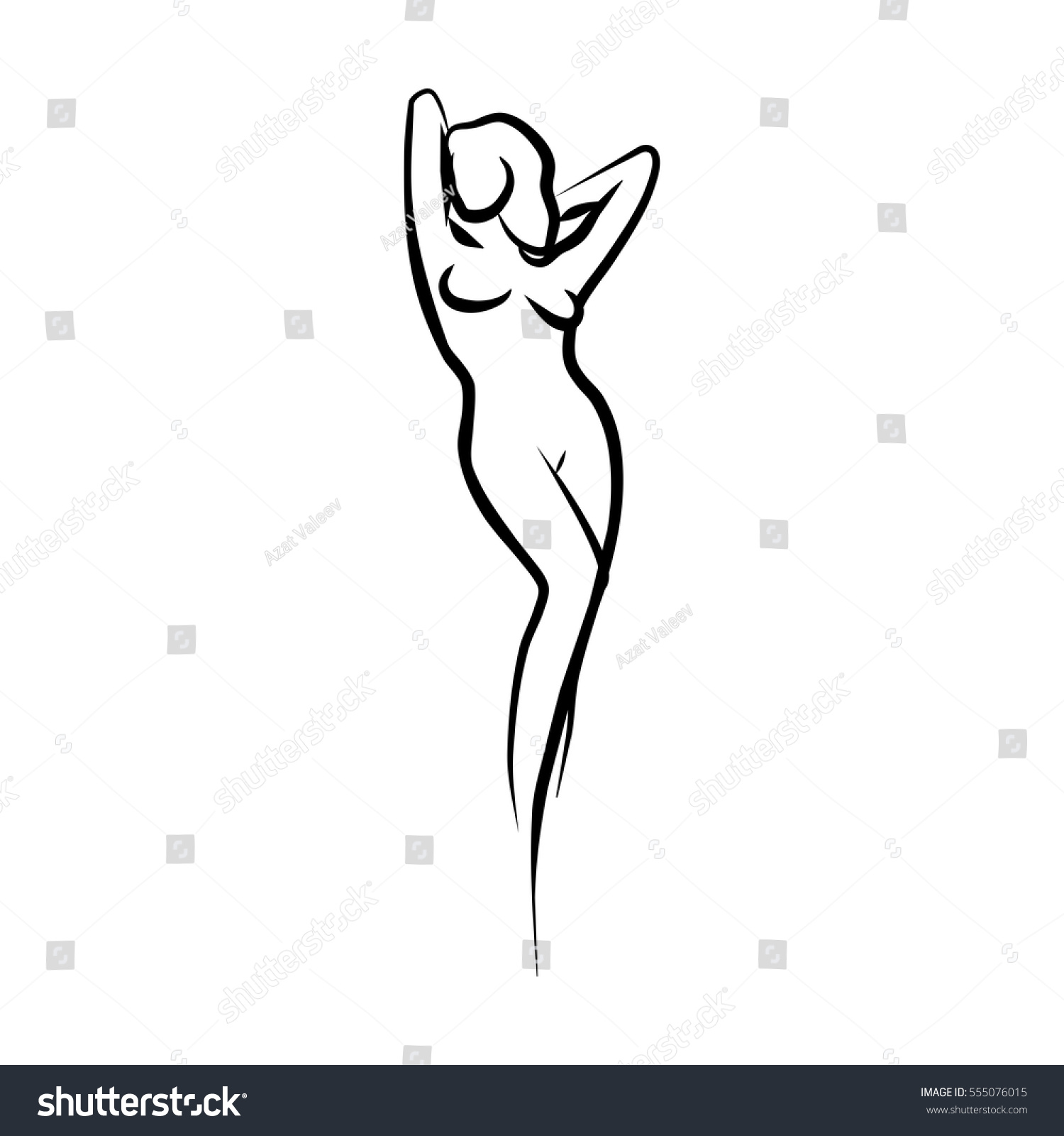 Excellent nude woman silhouette clip art apologise