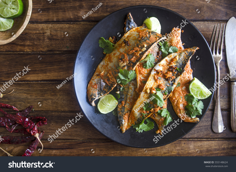 Indian Mackerel Fry Recipe — Dishmaps