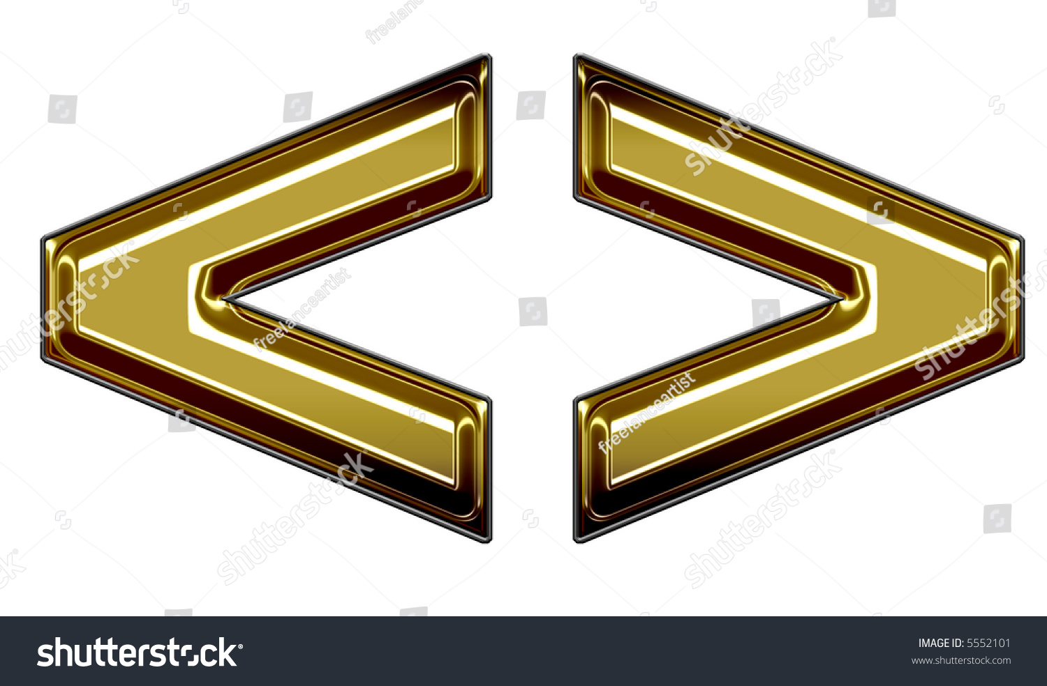 Greater than symbole gallery symbol and sign ideas gold greater than less than stock illustration 5552101 shutterstock gold greater than less than buycottarizona gallery buycottarizona Choice Image