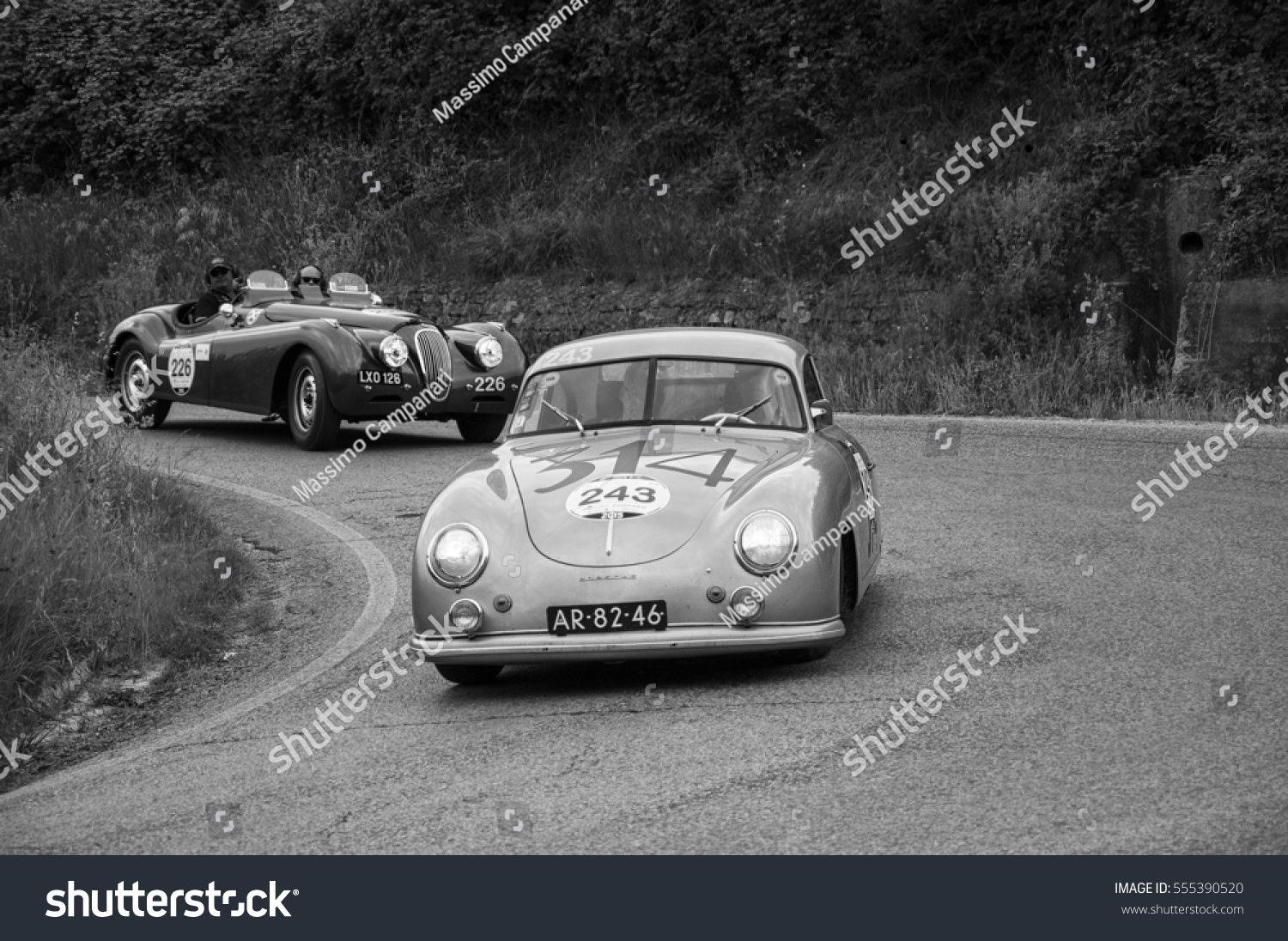Pesaro Italy May 15 Porsche 356 Stock Photo 555390520 - Shutterstock
