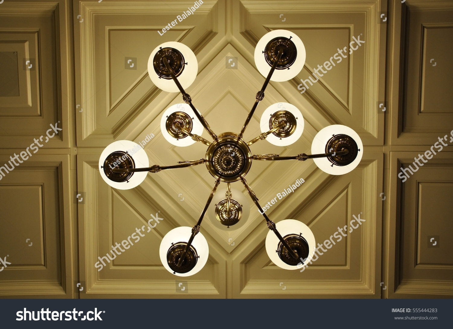 beautiful lighting fixtures. Beautiful Lighting Fixtures One Bulb Not Stock Photo (Royalty Free) 555444283 - Shutterstock O
