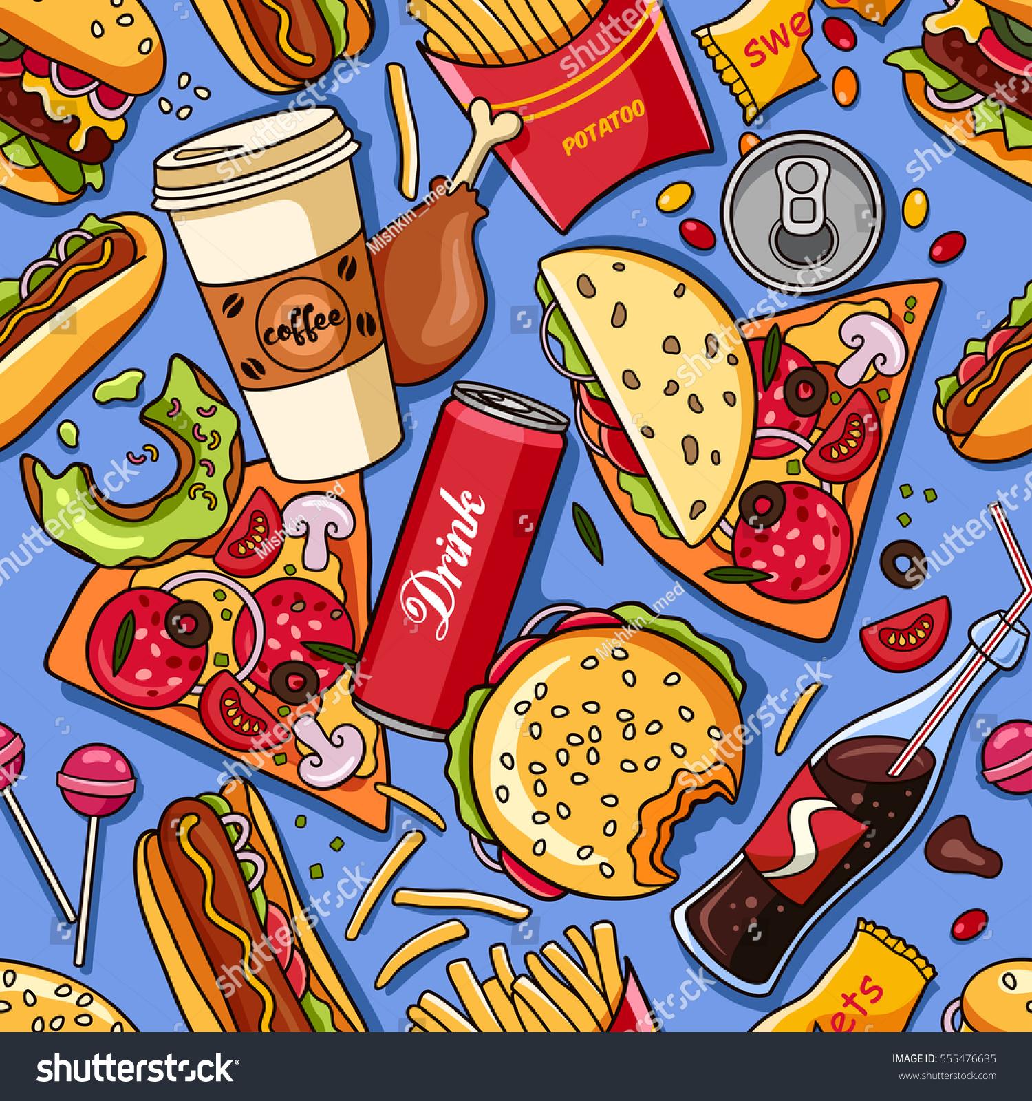 Fast Food Lisa