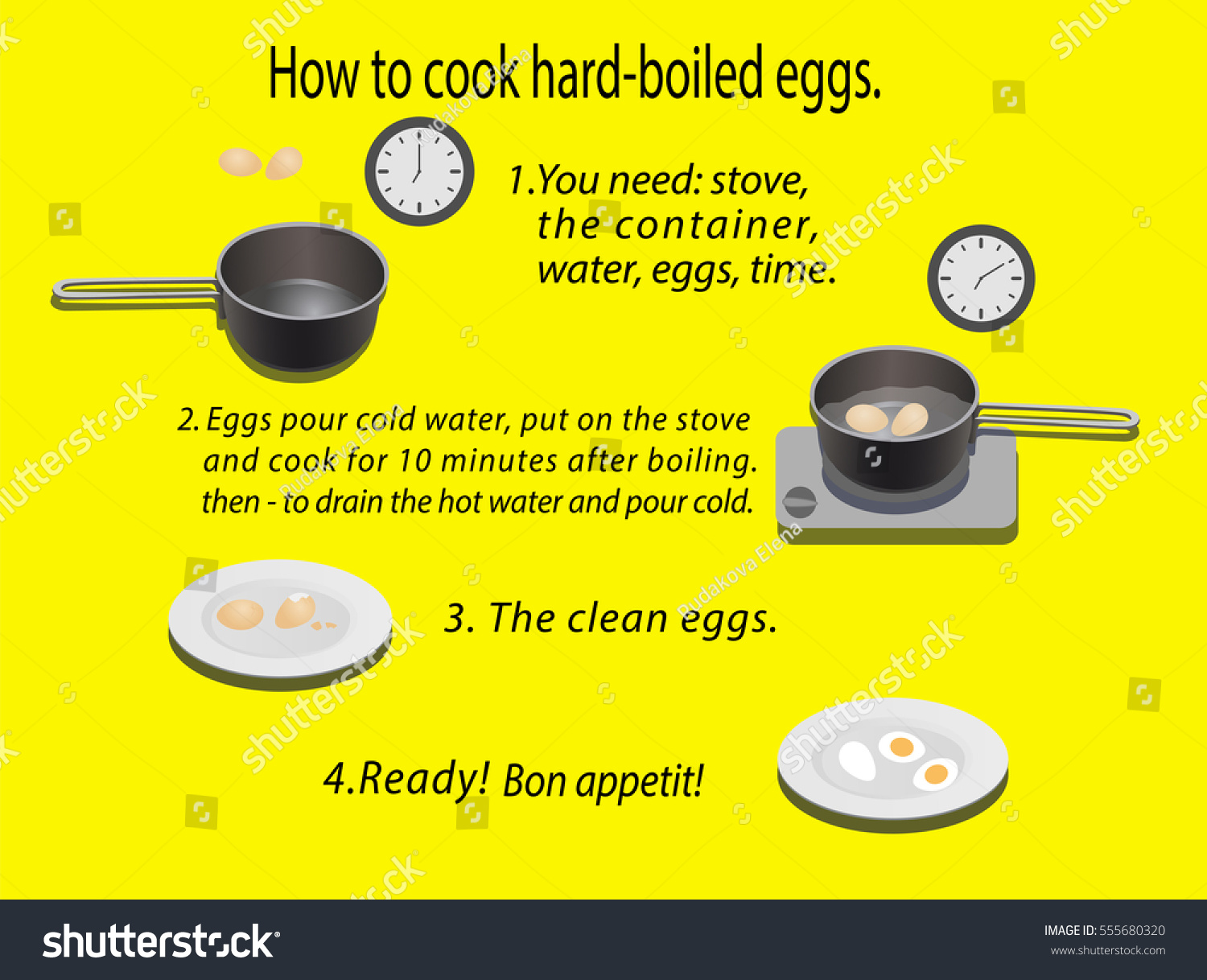 Perfect Hard Boiled Eggsgraphics, How To Cook Hardboiled Eggs Graphics How  Cook Hardboiled Eggs Stock