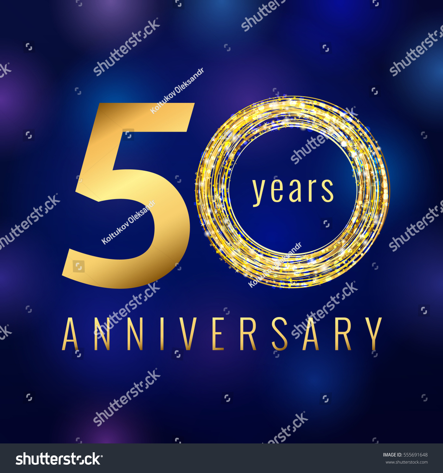 Anniversary 50 year number gold colored stock vector 555691648 anniversary 50 year number gold colored vector logo fifty years colorful greeting card holiday buycottarizona Choice Image