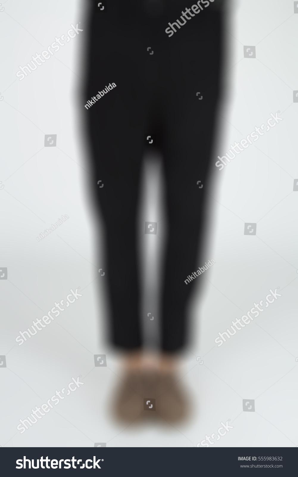 mens fashion theme creative abstract blur stock photo