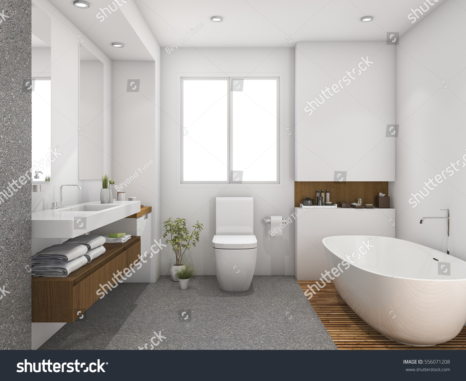 Royalty Free Stock Illustration of 3 D Rendering Wood Tile Design ...