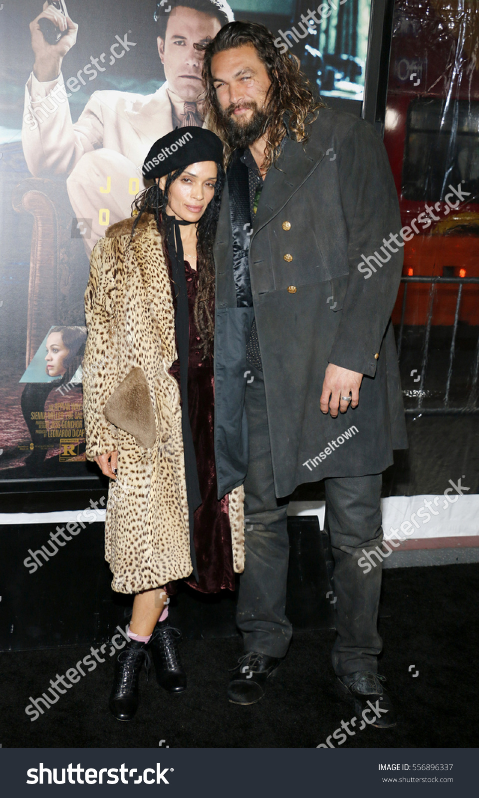 Lisa Bonet And Jason Momoa 2013