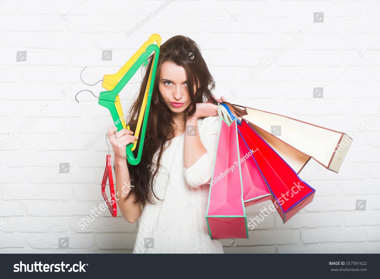 Young women nudebig hangers — photo 7
