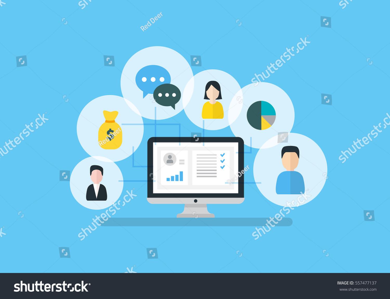 computer relationship management