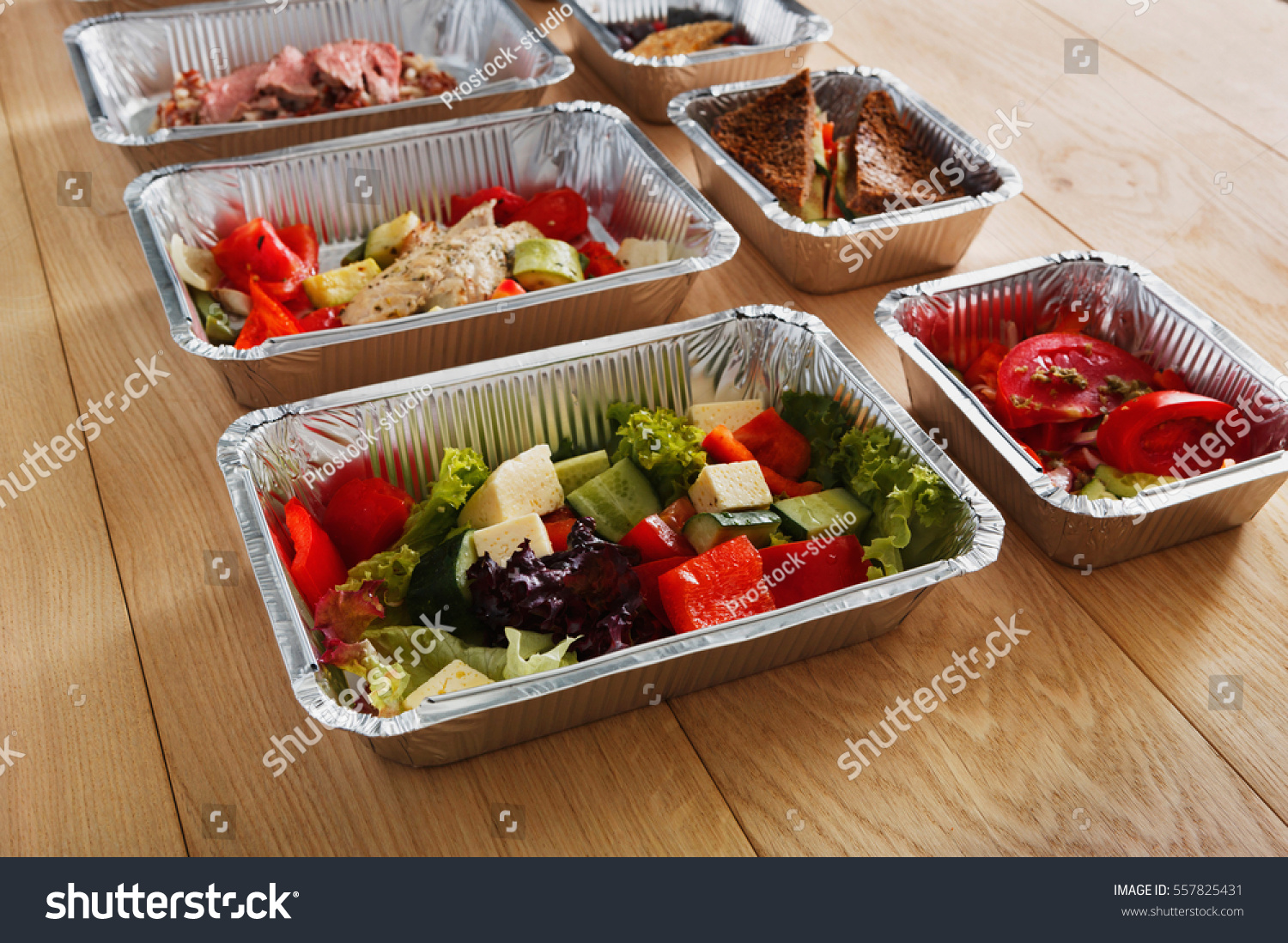 Healthy Eating Diet Concept Take Away Stock Photo Edit Now
