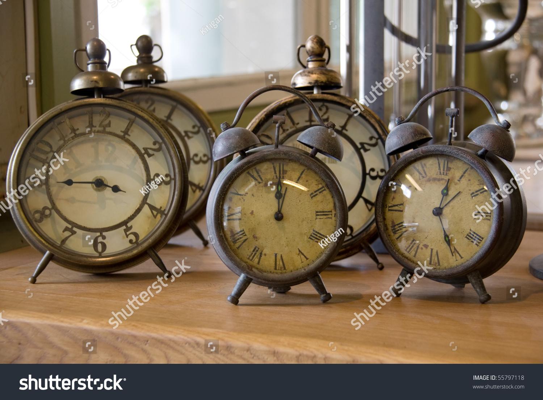 Image result for images of vintage alarm clocks