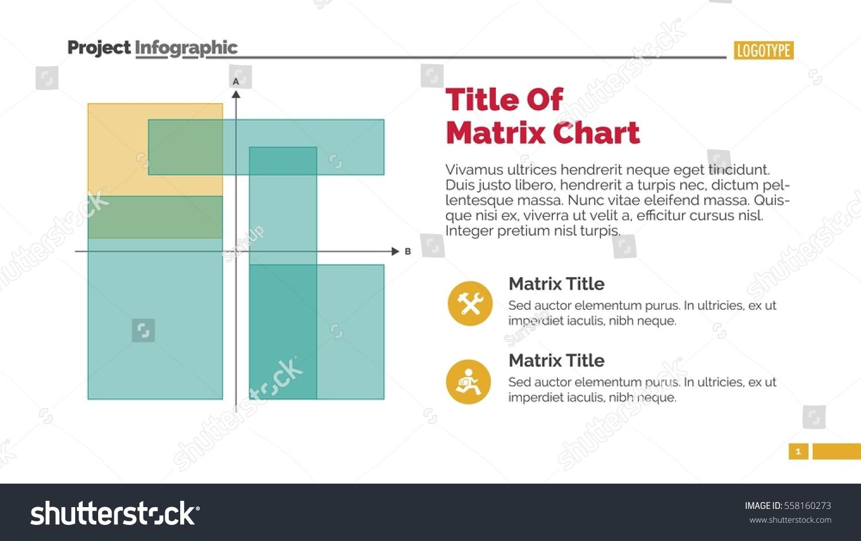 matrix chart template
