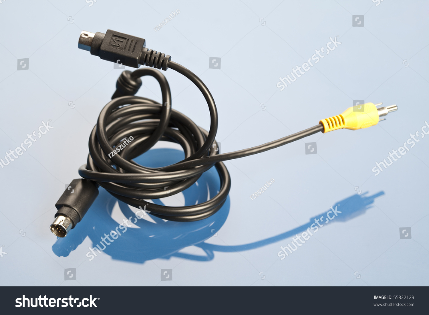 Electronic Schematic Diagram Ideal Technology Background Stock Photo Electronics An