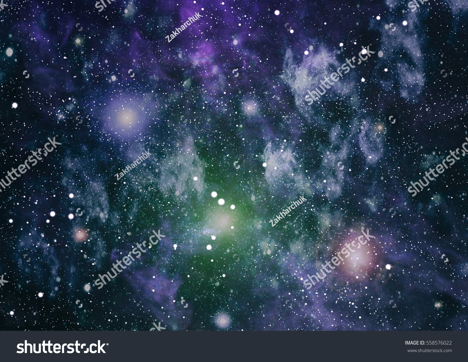 Deep Space High Definition Star Field Stock Photo Edit Now 558576022